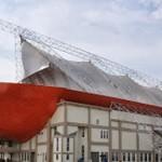 GOR Perahu Kajang, Memoar Kejayaan Peradaban Sungai