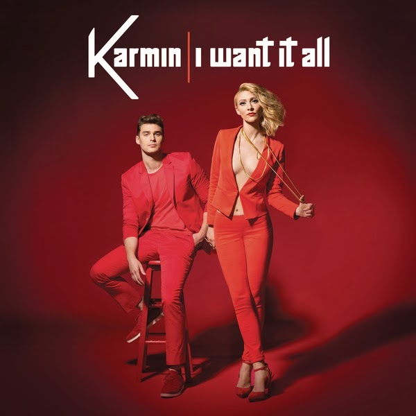 Pasangan Musisi KARMIN Hadirkan Single I Want It Al