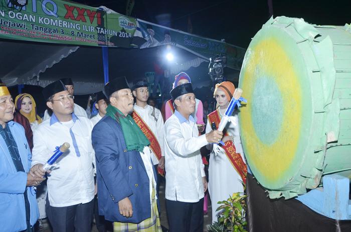 MTQ XXVI Tingkat Kabupaten Ogan Komering Ilir tahun 2014