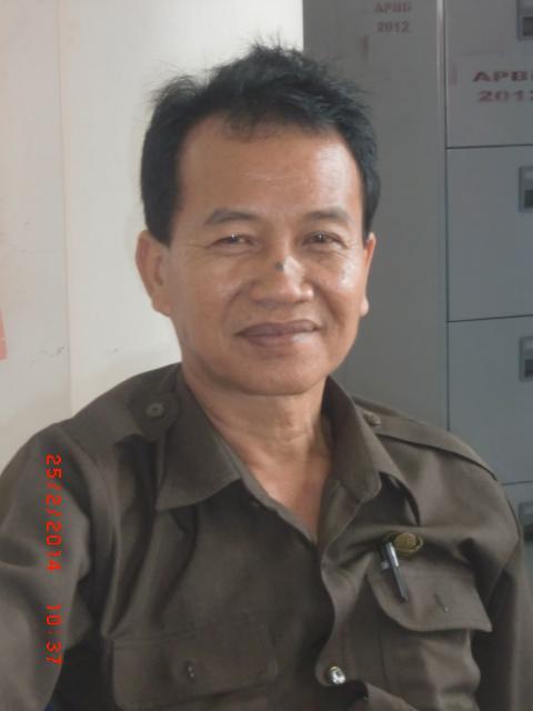 Direktur Rumah Sakit Umum Kayuagung OKI, Dr. Fikram