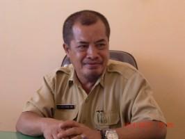 Kepala Bidang Pertamanan Dinas Tata Kota Kayuagung OKI, H. Mulyadi, SE