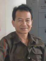Direktur Rumah Sakit Umum Kayuagung OKI, Dr. Fikram januari 2014