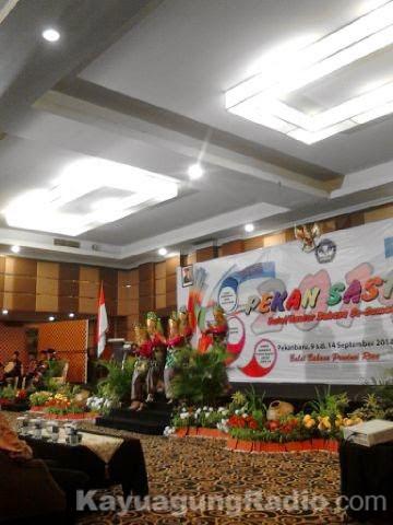 Pekan Sastra se-Sumatera  2014