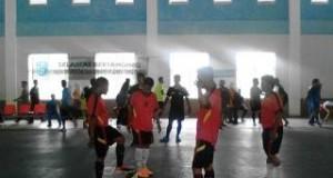 Iskandar SE Buka Turnamen Futsal Bupati Cup 2014