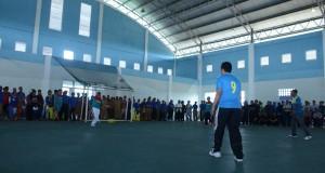 Iskandar Jebol Gawang FKPD OKI
