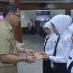 641 Pelantikan CPNS Honorer K2 Kabupaten OKI