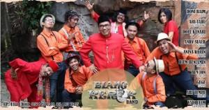 Biang Kerok Band Siap Touring Asia Bermodal Batu Akik