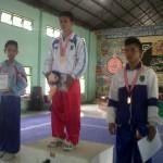 Atlet Wushu Dan Senam Sumbang Emas