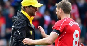 Juergen Klopp Siap Pulangkan Gerrard ke Liverpool