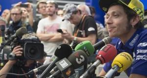 Pebalap Movistar Yamaha  Valentino Ross
