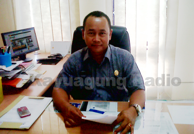 Kepala sekolah SMA 3 Kayuagung