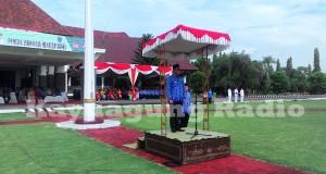 Upacara Peringatan Hari Sumpah Pemuda 2016 Kabupaten OKI