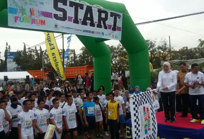 Kota Lama Heritage Colorstatic fun run