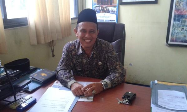 Kabag Kesra OKI H.Reswandi,S.P,.M.M