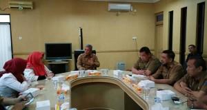 Bupati OKI Menerima Audiensi Kepala KPPN Palembang