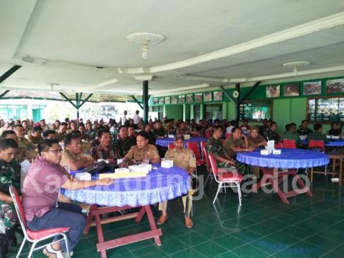 Bersama Persiapan Latihan Kesiapsiagaan Operasional Pengendalian Kebakaran Hutan Dan Lahan Diwilayah Kabupaten Ogan Komering Ilir.