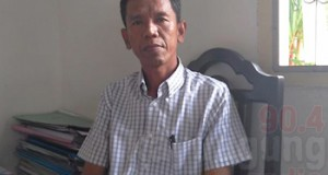 Bana Rianto, Direktur PDAM Tirta AGUNG.
