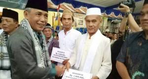 Diminta Maju Lagi H Iskandar Optimis Tuntaskan Program Kerja copy