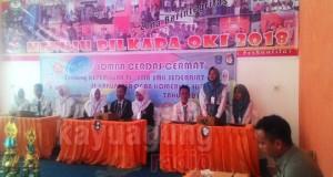 Lomba Cerdas Cermat Kepemiluan Tk. SMK/SMA Se-Kabupaten OKI.